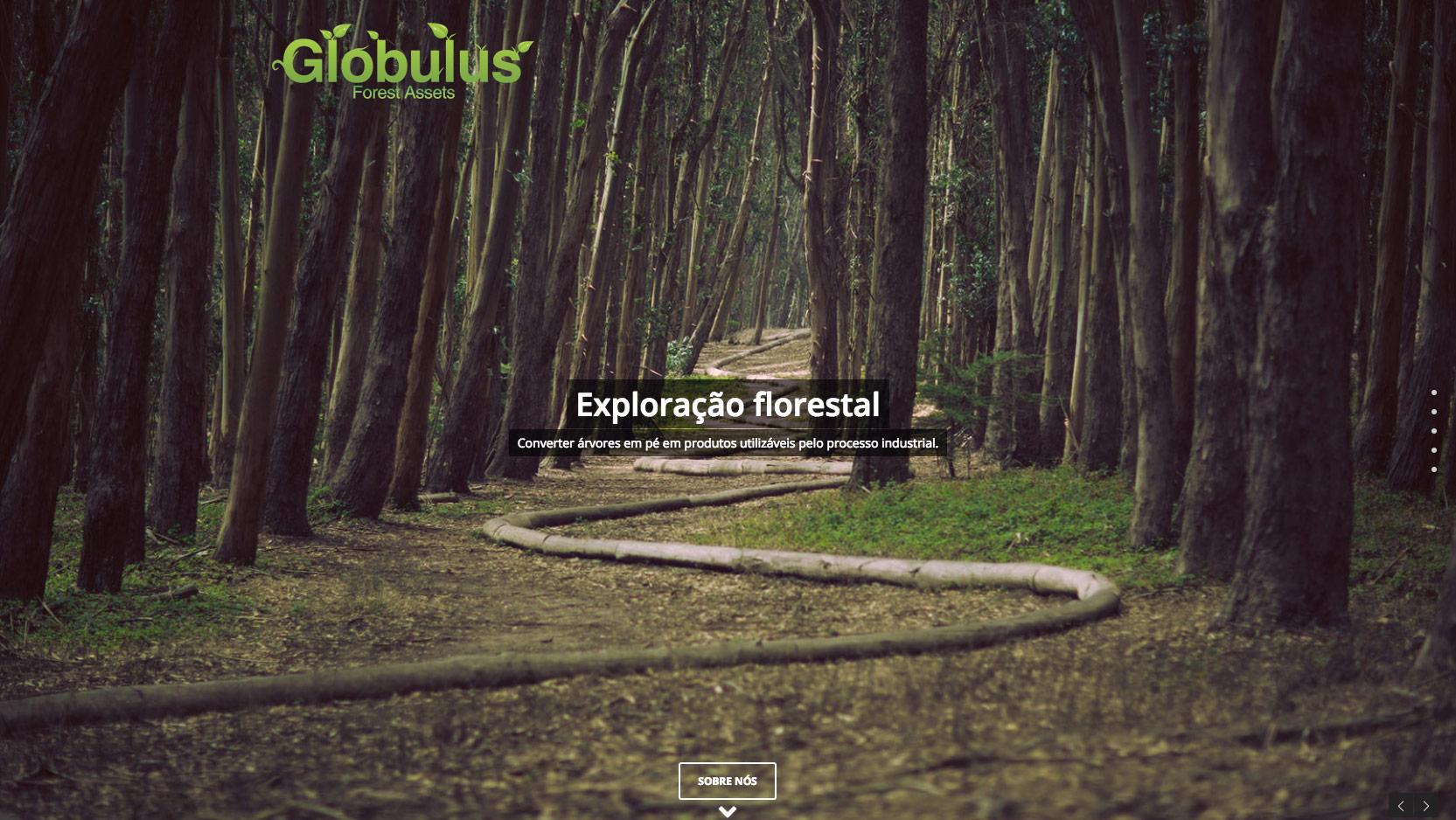 Website globulus