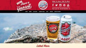Website Narragansett Beer
