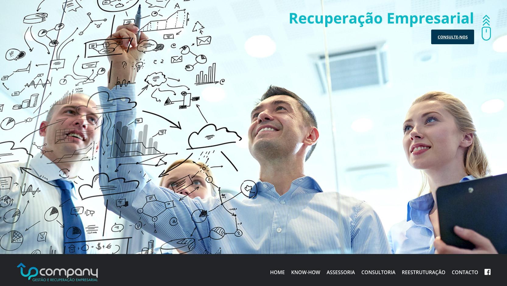 Website Upcompany